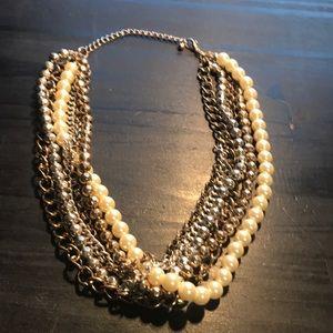 Premier Designs 6 strand necklace